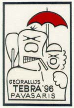 Pavasara ģeorallijs Tebra 1996