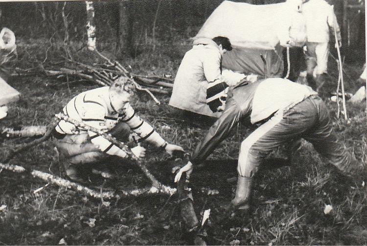 Rudens ģeorallijs Abava 1986