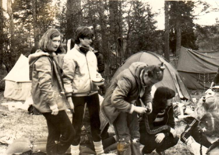 Pavasara ģeorallijs Vaidava 1986