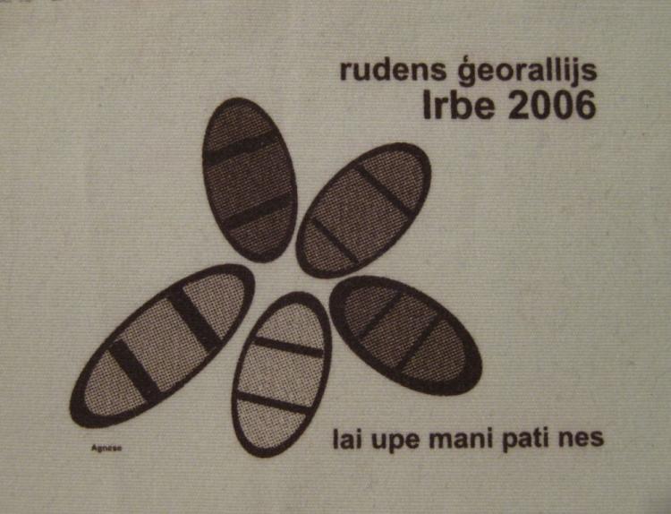 Rudens ģeorallijs Irbe 2006