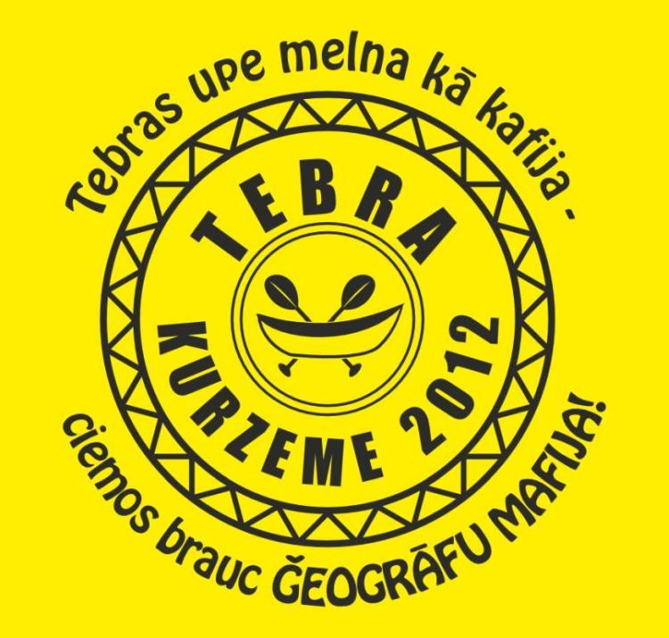 Rudens ģeorallijs Tebra 2012